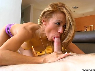 We have a fucking sexy dam i'd have a fondness to fuck on this day's recent update of Mother I'd Like To Fuck-Soup. Jandi Jenner is a sexy sexy dam I'd have a fondness to fuck that know what this hottie wants when it comes to sex. This honey is a sex freak that will love to fuck all steady old-fashioned each steady old-fashioned if this hottie could. One of our juvenile stud is really going to give her what this hottie is in search of which is a hardcore pounding. Brick fucked Jandi in the vagina in more ways then one. Making her moan have a fondness that babe's not at any time moan previous to. So come and check this sexy dam i'd have a fondness to fuck get pounded.