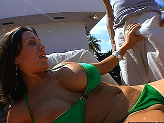 Hey ladies and gents I'm here bringing u guys this weeks Mother I'd Get pleasure from To Fuck lessons update and let me tell u that it is a very good discharge, In this update we have the luxury of having the lovely Sienna West to grace us with her presence,So this is the scenario that babe hires one of my lads to do some pool work for her upcoming event,but guy that babe appears to be to like this fortunate individual and they start doing there thing,Guys this one is really good,don't miss it i sure as hell didn't,Stay Tuned!!
